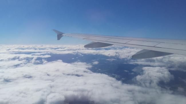 Über den Wolken - Freiheit als Erfolgsfaktor für Glück